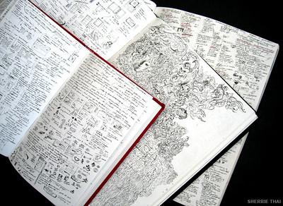 Artwork: Sketches