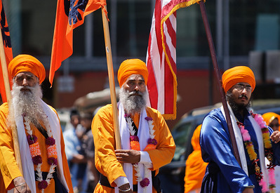 Berkeley Sikh Parade 2012