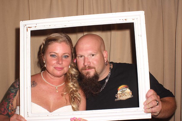 Phil and Michelle's Wedding Photobooth