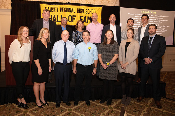 2018 Nauset Athletic Hall of Fame 11_24_18