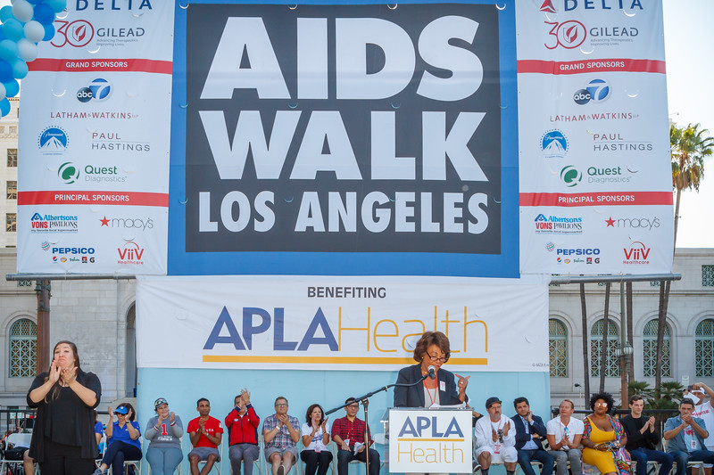 AIDS Walk Los Angeles