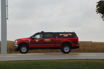 Huntley Battalion 2018 F-350 Pick-up