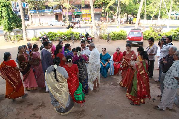 Sudheendra (Bujji) Marriage, April 2009