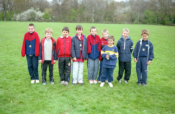 District X Country 2003