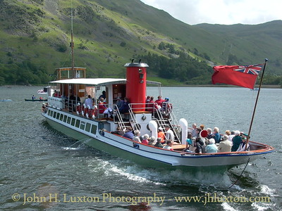 Passenger Ferries and Pleasure Steamers