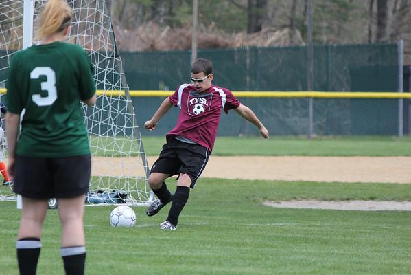 Soccer - Game 1 -  5-4-2013