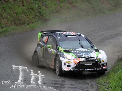 WRC NZ 2012 Sun