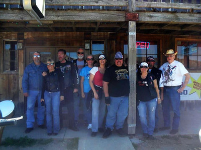 March 31, 2013 Kirkland and Bagdad AZ Easter Ride