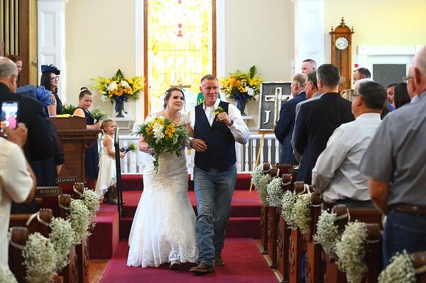 Jessica and Patrick - Ceremony