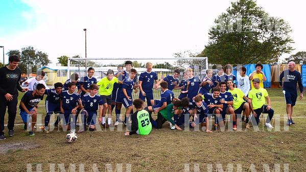 Boys Varsity Soccer 12-14-18