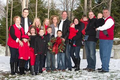 The Johnson Family 2014