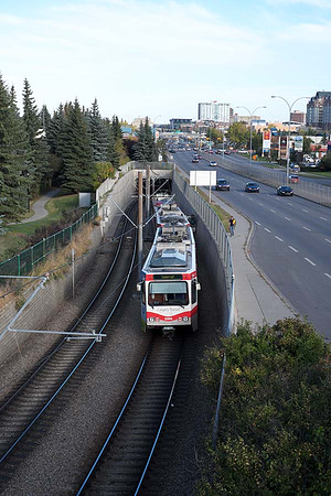 29 September : Calgary on the move