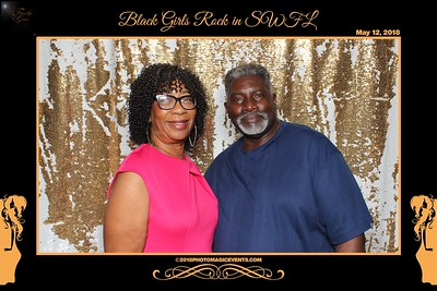 Black Girls Rock 2018