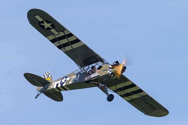 F-AYZA - Piper L-4H Grasshopper (J3C-65D)