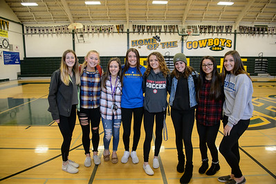 181219  NATIONAL SIGNING DAY AT LHS