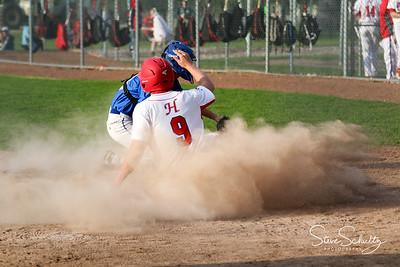 OW Baseball at Hortonville