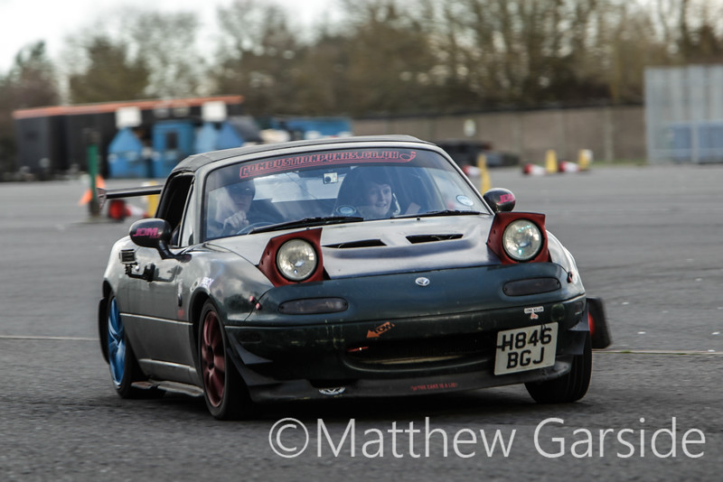 Green Combustion Punks MX5