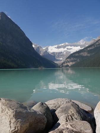 Canadian Rockies, August 2017