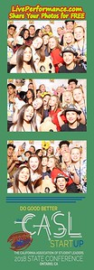 4/7/18 CASL High School Dance Night Photo Booth Photo Strips