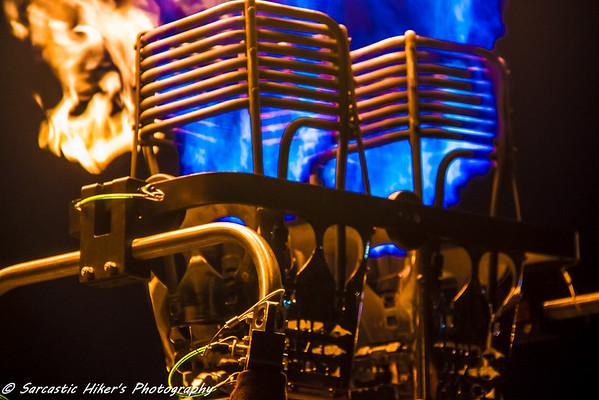 43rd Annual Adirondack Balloon Festival Candlestick Burn