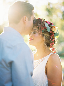 Danville Redwood Boho Wedding