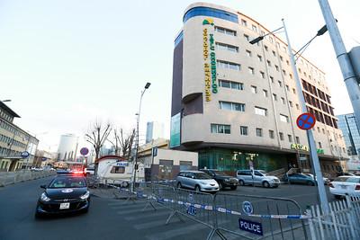 """""""УБ Сонгдо"""" эмнэлэгт корона вирусийн сэжигтэй тохиолдол илэрлээ"""