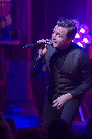 Shane Filan at Symphony Hall Birmingham March 14