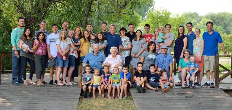 Berry Family Reunion 2018
