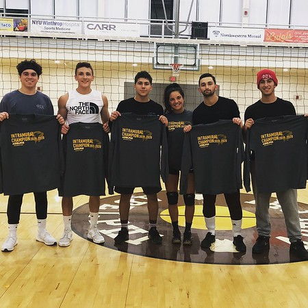 Fall 2019 Intramural Champions