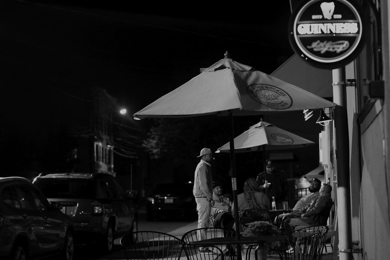 Hat City Kitchen After the Mike Lees Jazz Jam Discussing The DayS.jpg