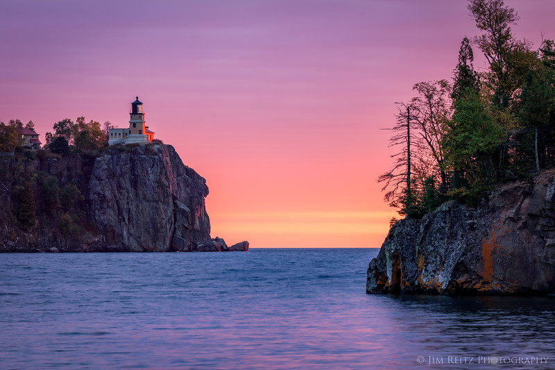 Dawn Lighthouse