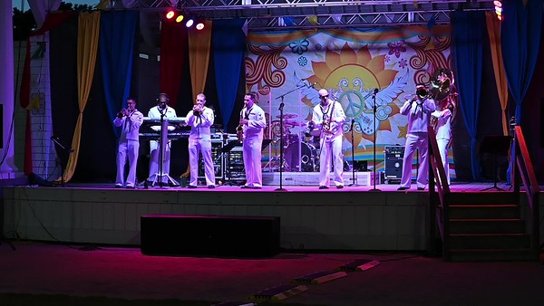 US Fleet Forces Band ~ 24th Street Stage ~ Va Beach