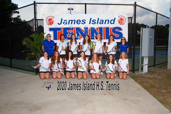 2020 Girls Tennis