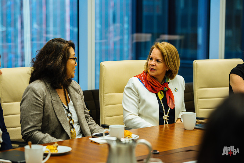 Evelyn Wever-Croes - Meeting - Prime Minister-55.jpg
