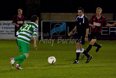 Histon v Soham 8/4/09 Munns Cup Final