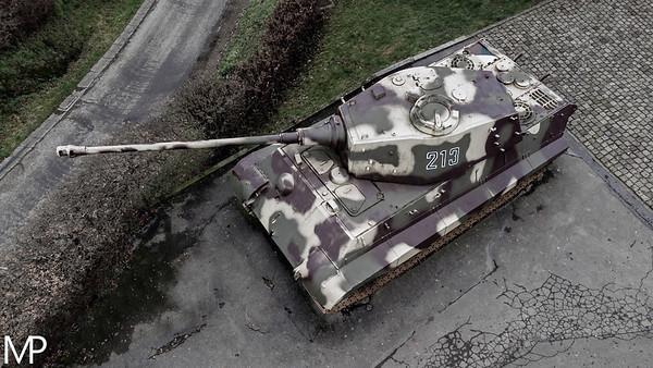 Tiger 2 - La Gleize