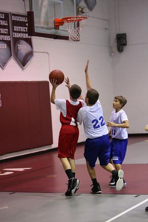 LHPS 6th Grade Hoops 1-16-10