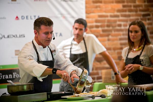 2014 BGF: DMercato Chef Demo