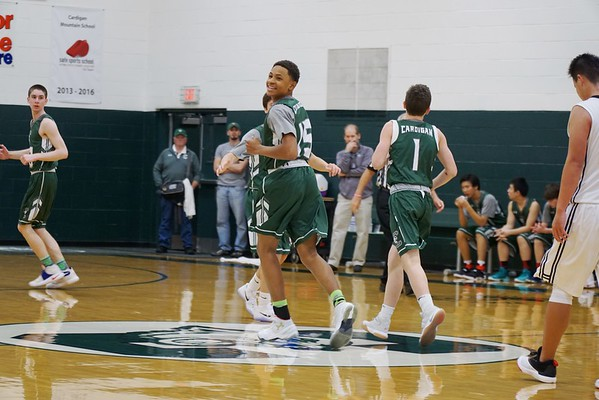 Varsity Basketball vs. Vermont Academy