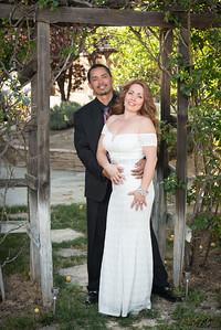Arnold & Irene Renkin Wedding