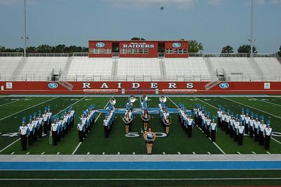 Raider Band 2013