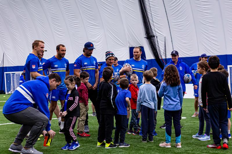 2020 Toronto Arrows Community Day