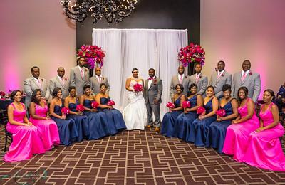 Rodrick & DeShaunda Owens Wedding