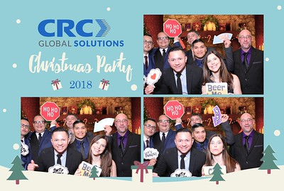 CRC Christmas Party 2018 @ Chateau Golf & Country Club