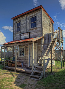 Ghost Town - Manor, Texas