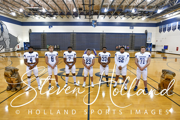 Stone Bridge Football Seniors 20210214 (by Steven Holland)