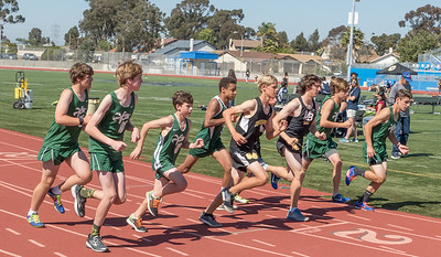 Madison, Mission Bay Double Dual Meet
