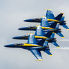 Blue Angels Practice Aug 2015