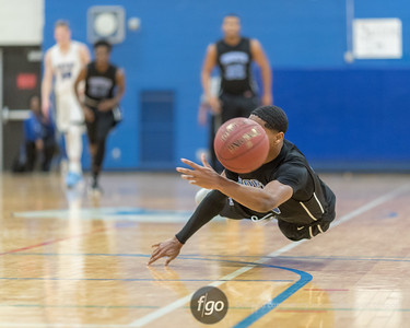 2-13-18 Hopkins at Minneapolis North Boys Basketball