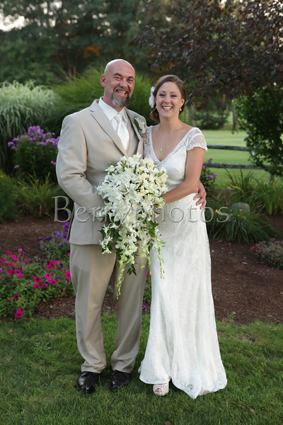 Jessica and Alfred Duquette - August 16th